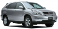 Toyota Harrier 2003-2013